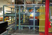 Unit Handling Conveyor System